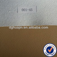 Chinese Synthetic Leather Car Seat Cover
