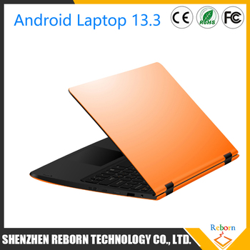 2017 OEM MT8173 13.3'' Android 6.0 2gb Ram 64gb All in one Netbook Computor