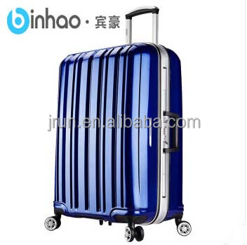 high quality promotion gifts travel luggage ABS+PC