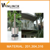 Adjustable Stainless Steel Glass Fittings Glass