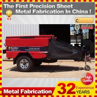 china dump trailer max payload 250kg,China manufacturer with 32-year experience