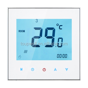 Room Thermostat for fan coil System Smart WIFI Modbus/Bacnet/Wifi thermostat