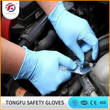 Disposable Nitrile Oil Resistant Gloves