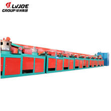 The Lastest Technology Straight Line Copper Welding Wire Drawing Machine