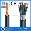 Factory best price RVV single and multi cores Copper 4mm electric wire electrical cable factory