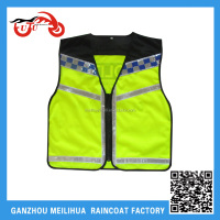 Wholesale 2016 New Designed Hi Vis POLITE Reflective Safety Vest for Bike Bicycle