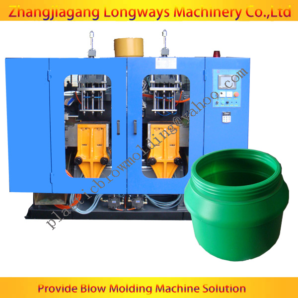 machines to make plastic jar / bottle extrusion machine