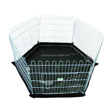 large size metal material indoor dog fence