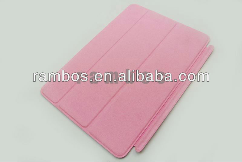 Leather Tablet Stand Foldable Flip Smart cover for iPad mini