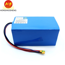 Rechargeable 1500W E-Bike 48V 50Ah Li-Ion Lithium Ion Electric Bike Battery Pack