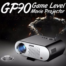 1280x800 TOP Quality simpleBeam Projector GP90UP with android for Movie KODI,AC3 support Better than Home theater projector