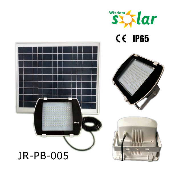 high power led solar spot light,waterproof garden spotlight,led outdoor lighting fixtures JR-PB005 20W