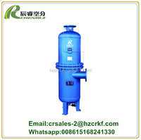 Air filter for gas oil industry