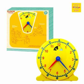 Q-KIDS Niniya kids clock preschool educational toys