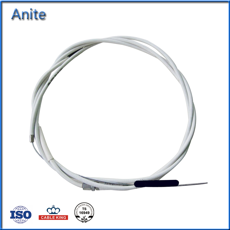 High Quality BAJAJ Tricycle White Gear Shift Cable China Motorcycle Control Cable