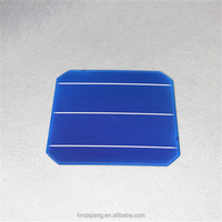 4.68W 156x156mm 3BB Mono Solar Cells 6x6 with low price