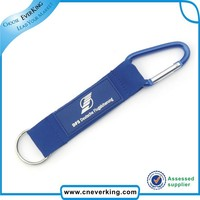promotion Top sale free sample lanyard keychain for sale