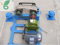 Hen house manure cleaning equipment exported to philippines