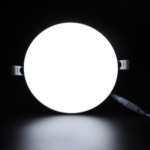 super bright keou 9W 18W embedded surface lamp 24watt 36w smd round downlight ceiling led panel light
