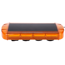 80W COB LED Mini Warning light bar Emergency strobe lightbar