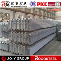 large supply chromate galvanized corrugated plastic steel sheet