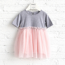 Baby girl dress children designs cotton for kids party wear frocks