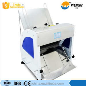 Commercial Bread Slicer With Safe And Easy Operation