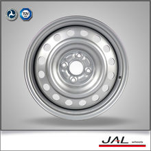 cheap price pcd 4/100 silver steel wheels rims 6jx15''for passenger car