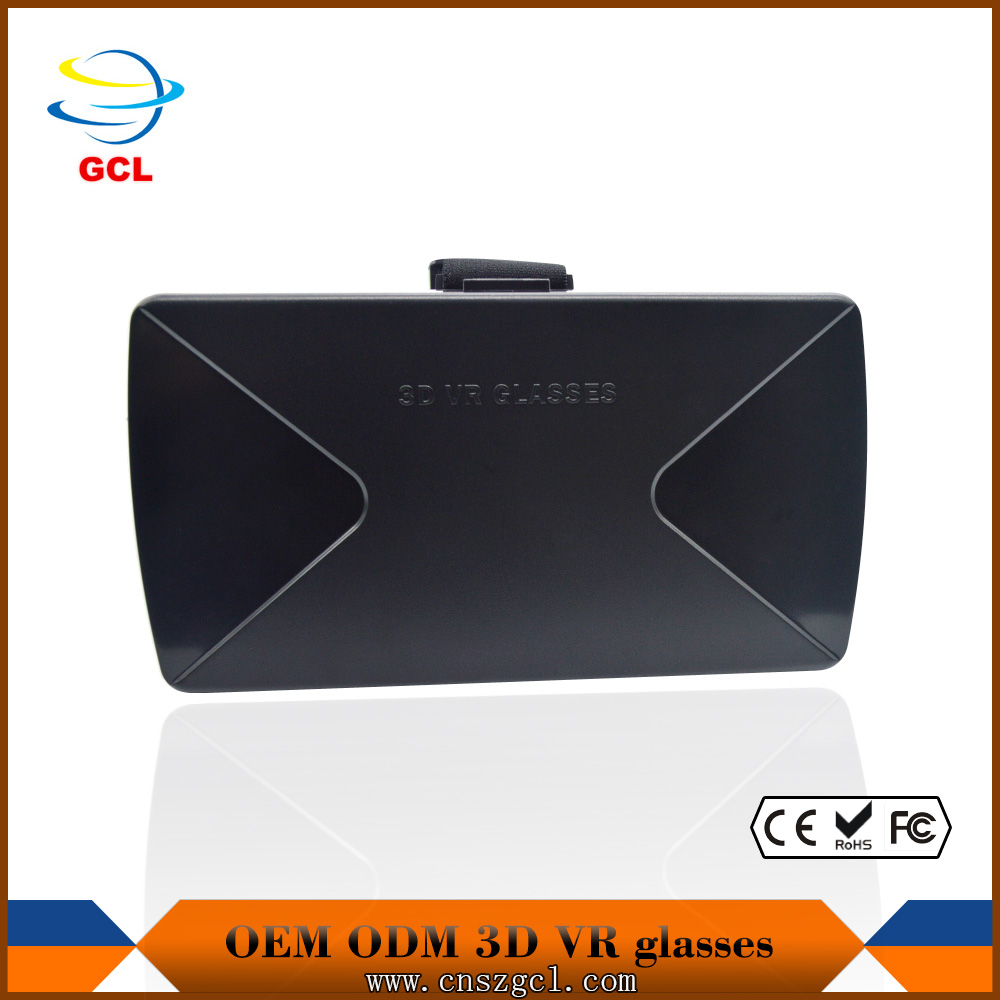 2016 3d vr google cardboard free pron google imax vr box for watch movies adult free 3d video glasses vr 3d