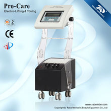 Triple Frequency Ultrasound and Cryotherapy Anti Aging Beauty Machine