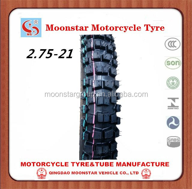 Off road tires for motorcycle tyres 2.75-21