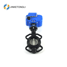 Hot sale double eccentric soft seal lug u type buttefly valve made in China