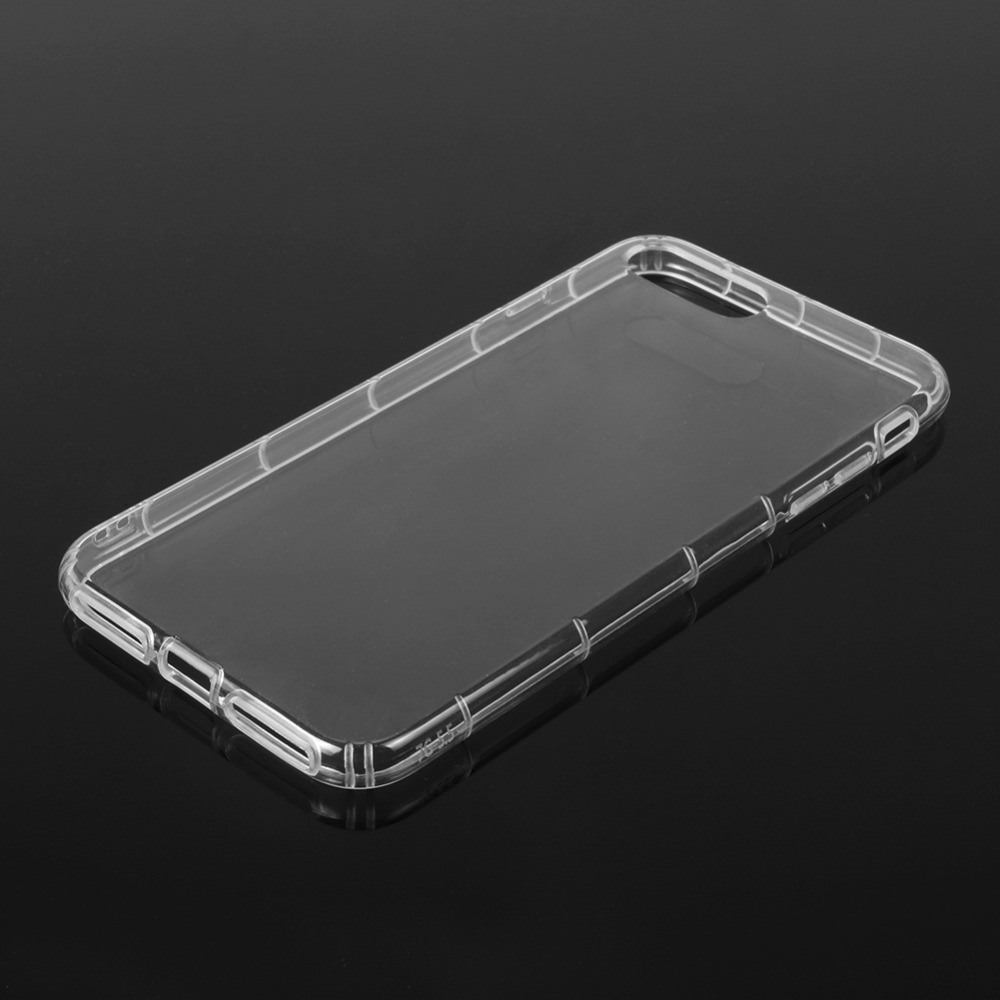 Free Sample Custom Clear Shockproof Mobile Back Cover Transparent Soft Tpu <strong>Cell</strong> <strong>Phone</strong> Case For Iphone 8 7 7plus