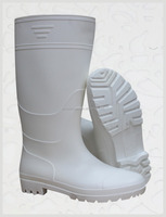white pvc rain boots,wellington boots,pvc rain boot for food industry