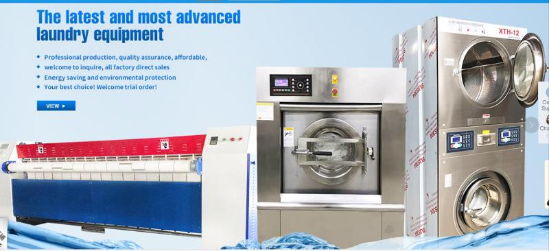 factory price hot selling commercial washer and dryer 15kg used in dry cleaning shop