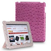 crocodile leather case for ipad 2