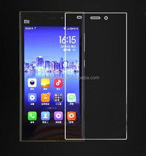 Ultra Clear/Anti-scratch Screen Protector/Guard/Ward For Miui Xiaomi 3 Mobile Film