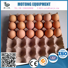Environmental paper pulp egg tray/paper pulp egg tray for sale
