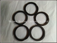 antimony polished graphite seal ring for factory price
