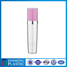 Professional design pollution-free plastic lotion cosmetic bottle 15ml