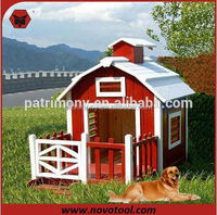 Cheap Wooden Dog Cage / Dog Kennel /wooden dog run