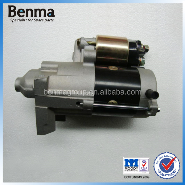 GX620 Go kart starter motor with relay , karts motor starter with replay GX620. GX610,GX670 , kart air filter made in China