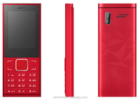 super slim 2.4 inch high quality mobile cell phone with 1800mAh battery