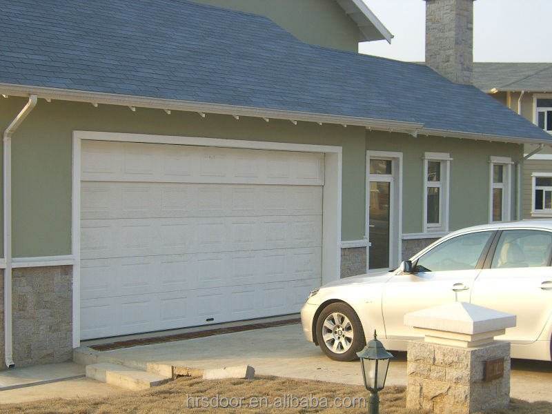 single panel garage doors