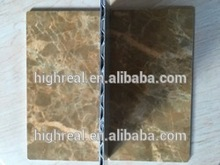 high quality aluminum composite material stucco wall panels for sale