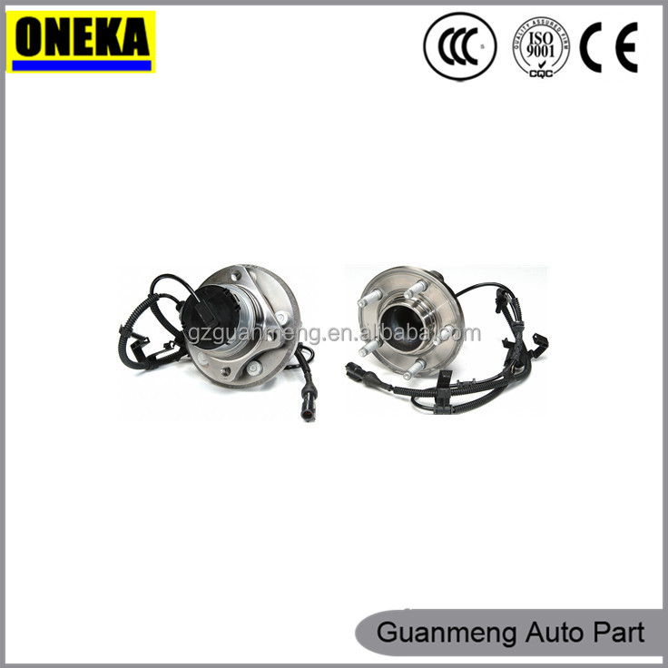 [ONEKA]China auto spare parts imported 3W13-2B663BA for FORD/LINCOLN front wheel hub bearing