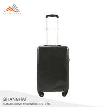 Hard Plastic Cover Aircraft Wheels PP Trolley Luggage Case