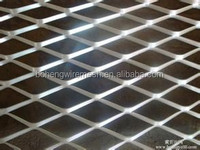 expanded metal fence /aluminum expanded metal mesh