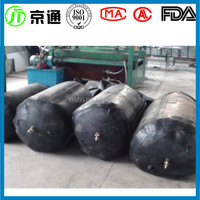 jingtong rubber pneumatic airbag/ inflatable rubber bladder
