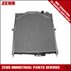 Heavy Duty MAN Truck Radiator Aluminum